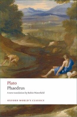 Book Phaedrus by Plato