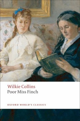 Book Poor Miss Finch by Wilkie Collins