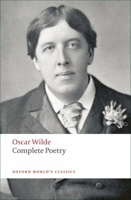 Book Complete Poetry by Oscar Wilde