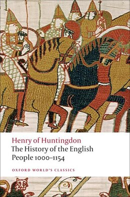 Book The History of the English People 1000-1154 by Henry Of Huntingdon