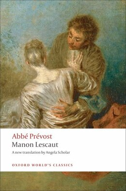 Book Manon Lescaut by Abbe Prevost