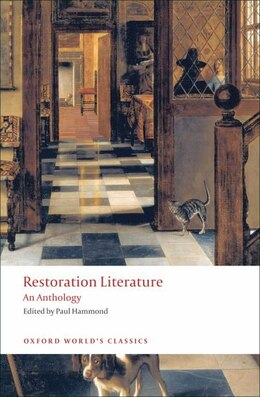 Book Restoration Literature: An Anthology by Paul Hammond