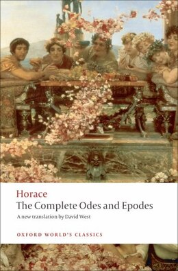 Book The Complete Odes and Epodes by Horace