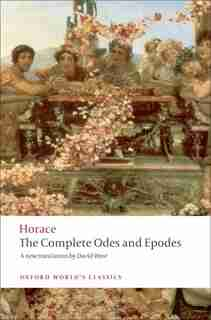 The Complete Odes and Epodes de Horace