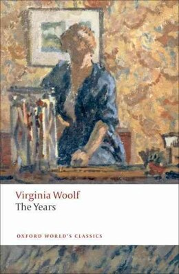 Book The Years by Virginia Woolf