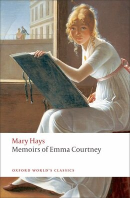 Book Memoirs of Emma Courtney by Mary Hays