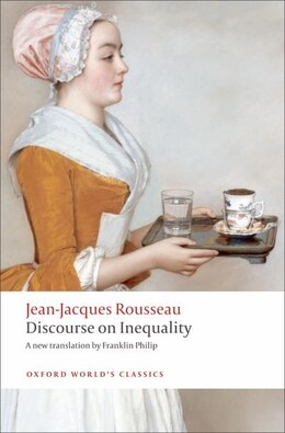 Book Discourse on the Origin of Inequality by Jean-jacques Rousseau