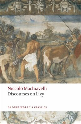 Book Discourses on Livy by Niccolo Machiavelli