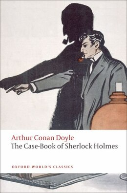 Book The Case-Book of Sherlock Holmes by Arthur Conan Doyle