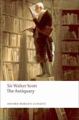 Book The Antiquary by Walter Scott
