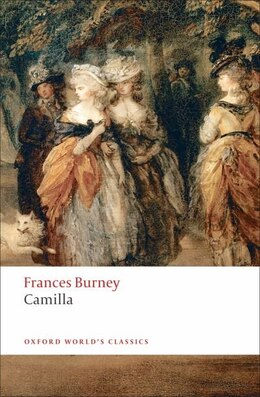 Book Camilla: Picture of Youth by Fanny Burney