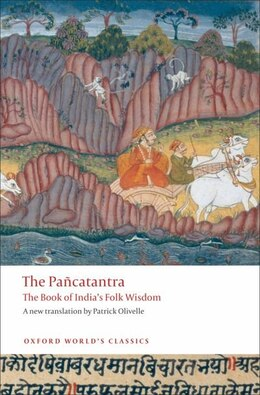 Book Pancatantra: The Book of Indias Folk Wisdom by Patrick Olivelle