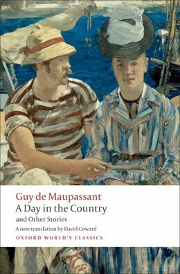 Book A Day in the Country and Other Stories by Guy De Maupassant