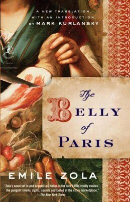 Book The Belly of Paris by Emile Zola