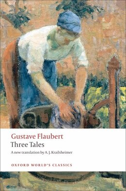 Book Three Tales by Gustave Flaubert