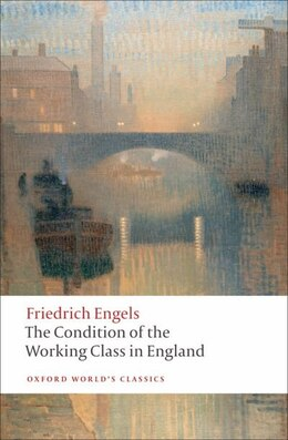 Book The Condition of the Working Class in England by Friedrich Engels
