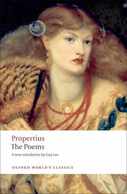 Book The Poems by Propertius