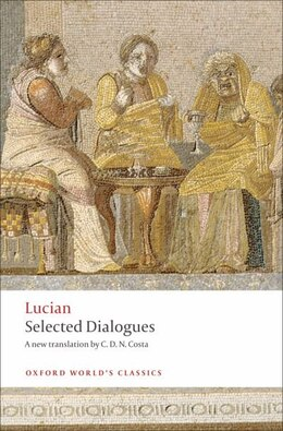 Book Selected Dialogues by Lucian