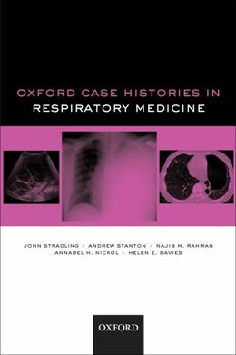Book Oxford Case Histories in Respiratory Medicine by John Stradling