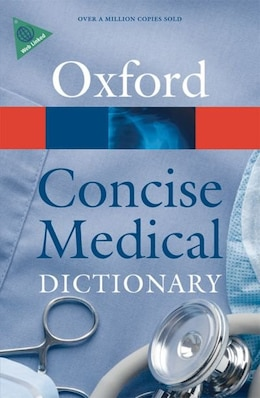 Book Concise Medical Dictionary by Elizabeth A. Martin