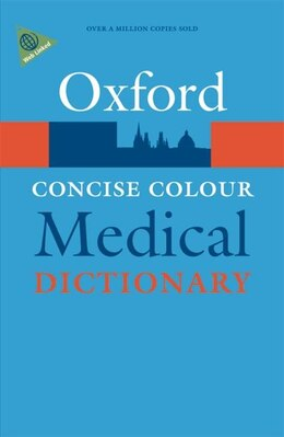 Book Concise Colour Medical Dictionary by Elizabeth A. Martin
