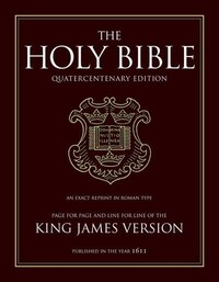 King James Bible: 400th Anniversary Edition