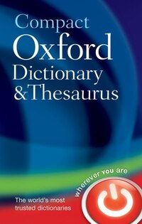 Compact Oxford Dictionary and Thesaurus