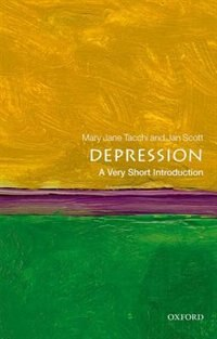 Book Depression: A Very Short Introduction by Jan Scott