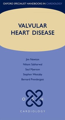 Book Valvular Heart Disease by James Newton