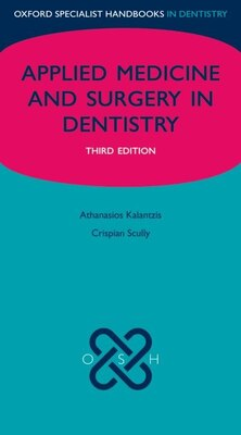 Book Applied Medicine and Surgery in Dentistry by Crispian Scully