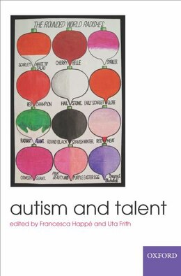 Book Autism and Talent by Francesca Happe