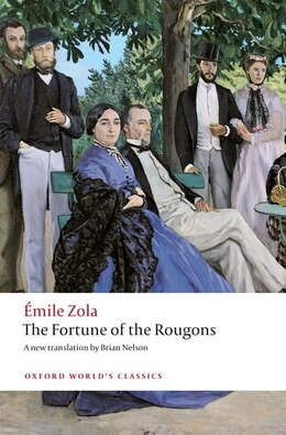 Book The Fortune of the Rougons by Emile Zola