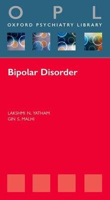 Book Bipolar Disorder by Lakshmi Yatham