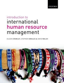 Book Introduction to International Human Resource Management by Eileen Crawley