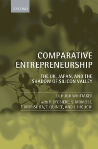 Comparative Entrepreneurship: The UK, Japan, and the Shadow of Silicon Valley