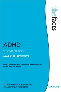 Book ADHD by Mark Selikowitz
