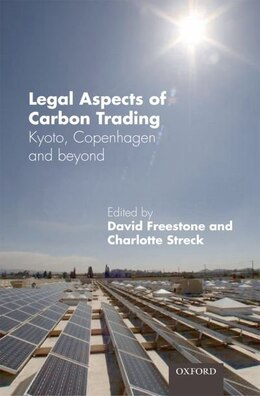Book Legal Aspects of Carbon Trading: Kyoto, Copenhagen and beyond by David Freestone