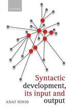 Syntactic Development: Its input and output