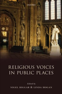 Book Religious Voices in Public Places by Nigel Biggar