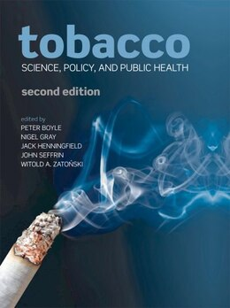 Book Tobacco: Science, policy and public health by Peter Boyle