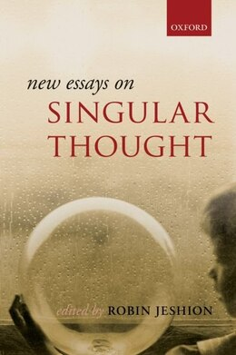 Book New Essays on Singular Thought by Robin Jeshion