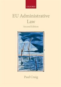 Book EU Administrative Law by Paul Craig