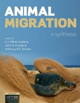 Book Animal Migration: A Synthesis by E.J. Milner-Gulland