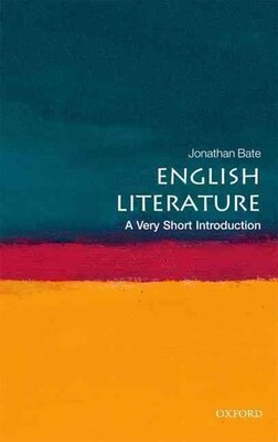 Book English Literature: A Very Short Introduction by Jonathan Bate