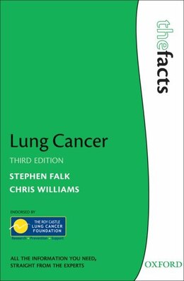 Book Lung Cancer by Stephen Falk