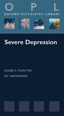 Book Severe Depression by Roger McIntyre