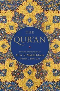 Book The Quran: English translation with parallel Arabic text by M.A.S. Abdel Haleem