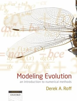 Book Modeling Evolution: an introduction to numerical methods by Derek A. Roff