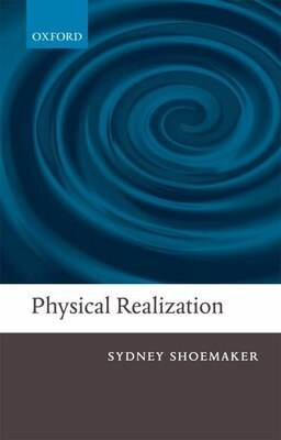 Book Physical Realization by Sydney Shoemaker