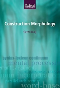Construction Morphology